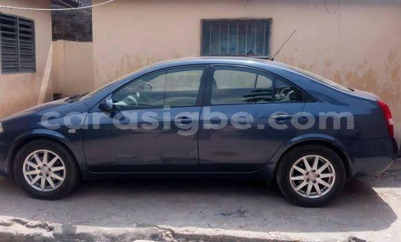 Acheter Occasion Voiture Nissan Primera Bleu à Lomé, Maritime