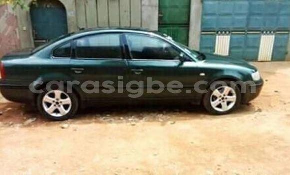 Acheter Occasion Voiture Volkswagen Passat Vert à Lomé, Maritime