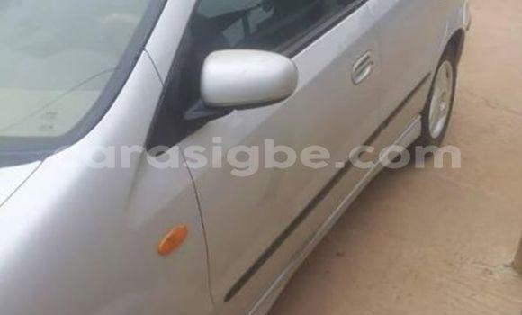 Acheter Occasion Voiture Nissan Almera Gris à Lomé, Maritime