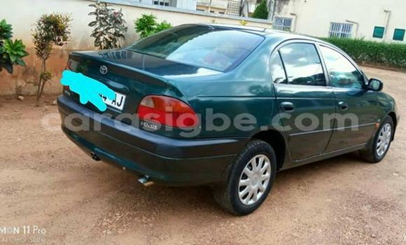 Acheter Occasion Voiture Toyota Avensis Vert à Lomé, Maritime