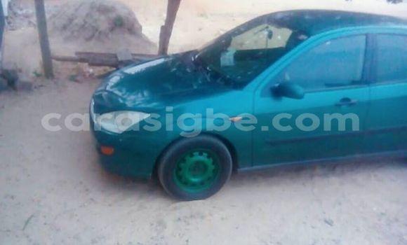 Acheter Occasion Voiture Ford Focus Vert à Lomé, Maritime