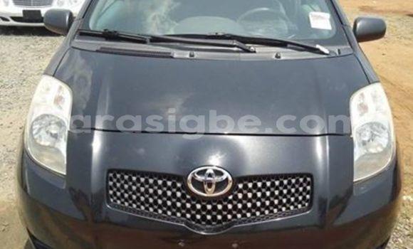 Acheter Occasion Voiture Toyota Yaris Noir à Lomé, Maritime