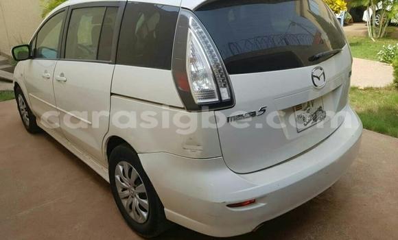 Acheter Occasion Voiture Mazda 5 Gris à Lomé, Maritime