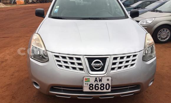 Acheter Occasion Voiture Nissan Rogue Gris à Lomé, Togo