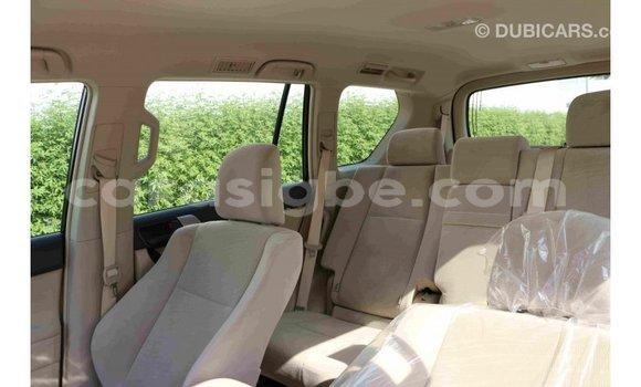 Acheter Importé Voiture Toyota Prado Noir à Import - Dubai, Togo