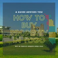 Medium how to buy property in togo